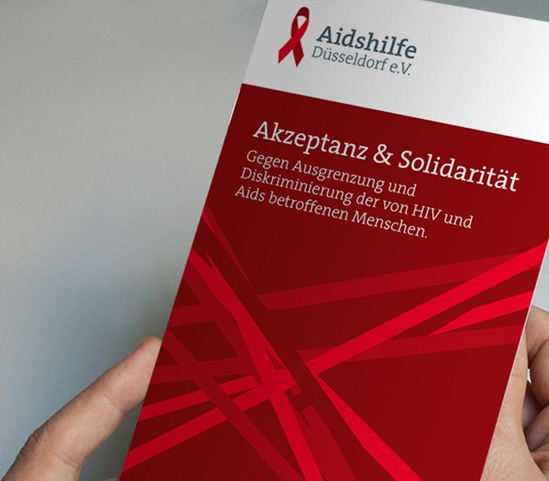 Andreas Fußhöller - Aidshilfe Düsseldorf
